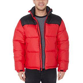 Men's Halitech Colorblock Puffer Jacket