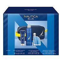 Nautica Blue Men's 4-Piece Gift Set