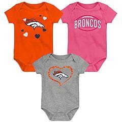 buy popular 48785 5f1d9 Denver Broncos Baby Clothing | Kohl's