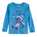 Disney's Lilo & Stitch Boys 4-12 Mele Kalikimaka Tee by Jumping Beans®