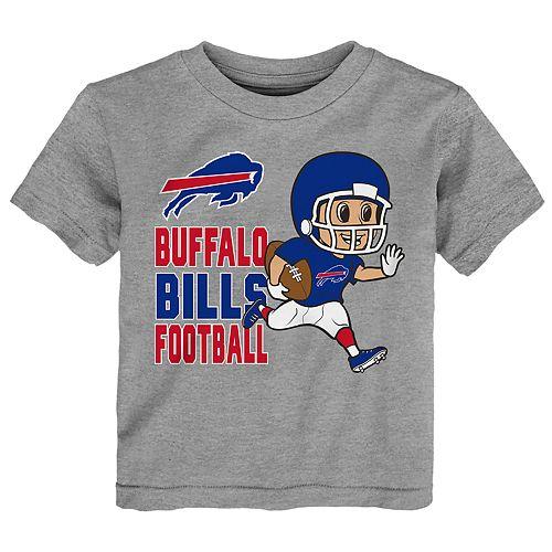 Toddler NFL Buffalo Bills Lil Player Short-Sleeve Tee