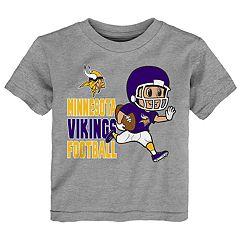 4e56b8aa NFL Minnesota Vikings Sports Fan Kids | Kohl's