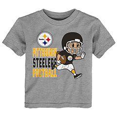 74077cd3 NFL Pittsburgh Steelers T-Shirts Kids | Kohl's