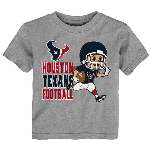 Toddler NFL Houston Texans Lil Player Short-Sleeve Tee