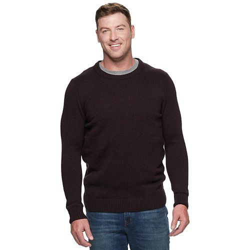 Big & Tall SONOMA Goods for Life® Knit Sweater