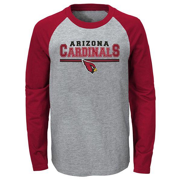 Boys 4-20 Arizona Cardinals Varsity Tee