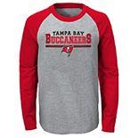 Boys 4-20 Tampa Bay Buccaneers Varsity Tee