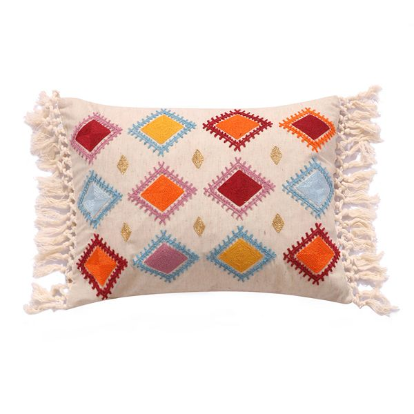 Levtex Home Aitana Diamond Pillow