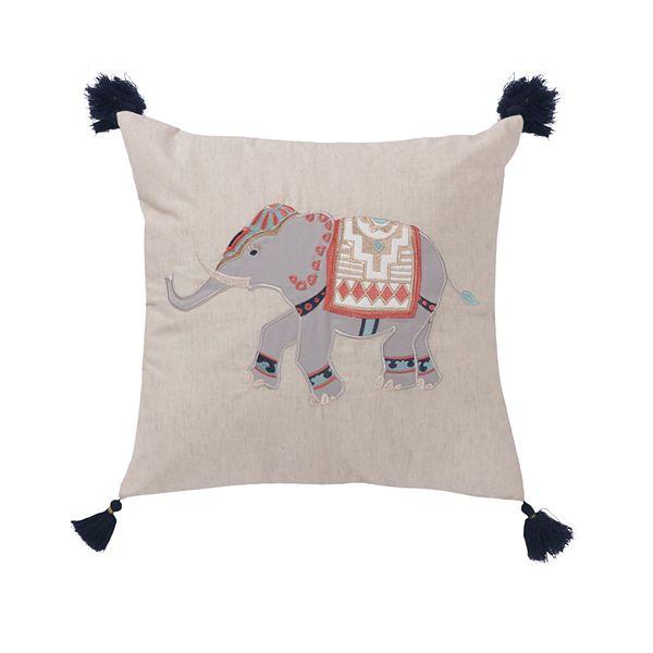 Levtex Home Saida Elephant Pillow