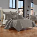 37 West Gordon Quilted Coverlet Set