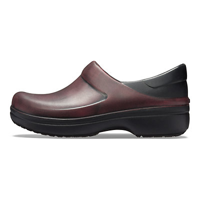 Crocs Felicity Distressed Women's Clogs