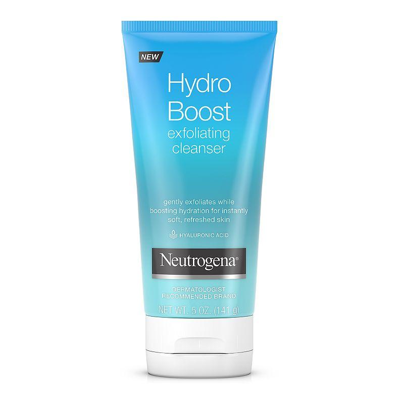 Neutrogena Hydro Boost Exfoliating Cleanser 5 Fl. Oz