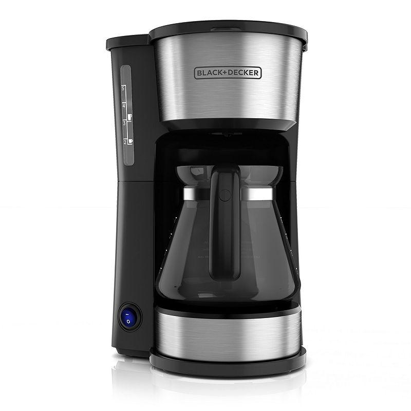 Black & Decker 4-In-1 Drip Coffeemaker