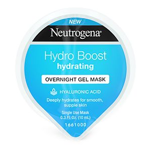 Neutrogena Hydro Boost Overnight Gel Mask 0.3 Oz