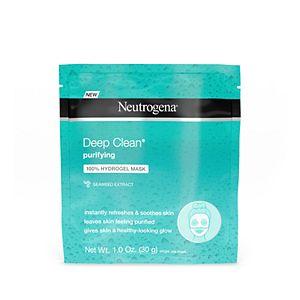 Neutrogena Deep Clean Purifying Hydrogel Mask 1 Oz