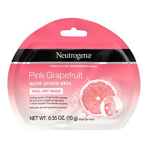Neutrogena Pink Grapefruit Peel-Off Mask 1 Count