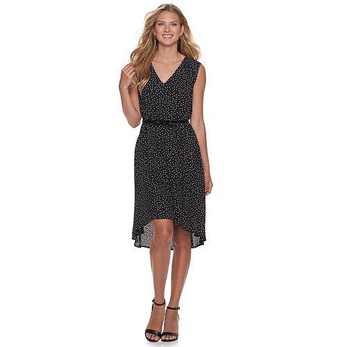 Women's ELLE™ Hi-Low Dress
