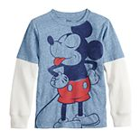 Boys 4-12 Disney's Mickey Mouse Sassy Mickey Graphic Tee by Jumping Beans®