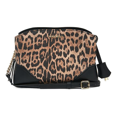 Nine West Brooklyn Jet Set Crossbody