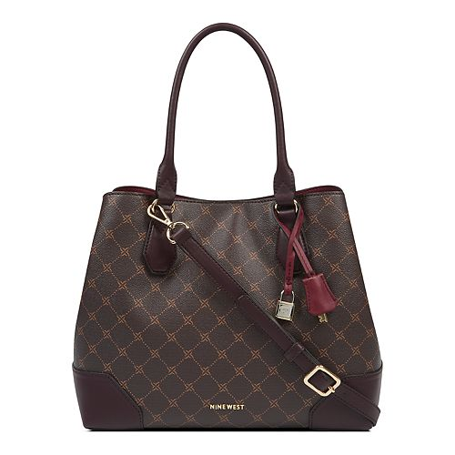 Nine West Brooklyn Jet Set Carryall Handbag