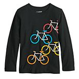 Boys 4-12 Jumping Beans® Bicycle Graphic Tee
