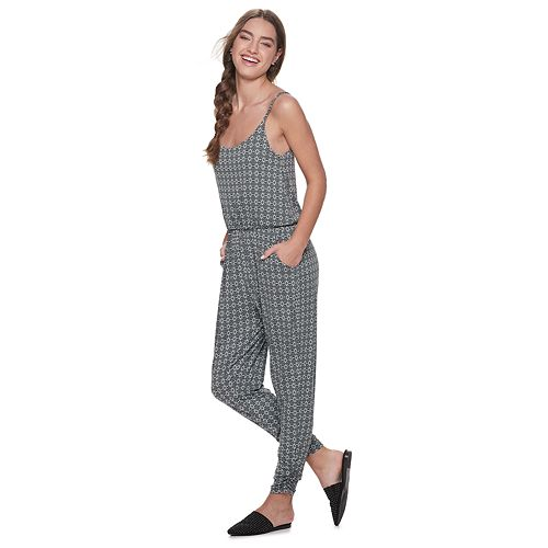 Juniors' American Rag Loose Top Jumpsuit