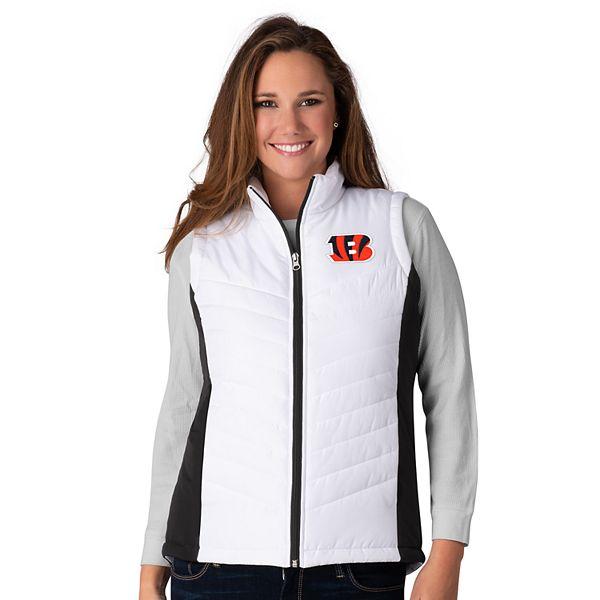 Women's NFL Cincinnati Bengals G-III For Her Vest