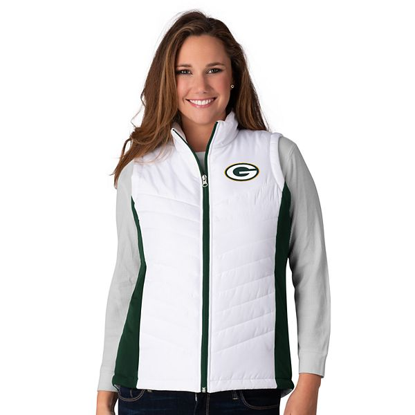 Women's NFL Green Bay Packers G-III For Her Vest
