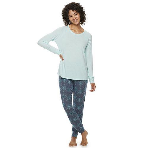 Women's SONOMA Goods for Life® 2 Piece Dreamy Soft Pajama Set