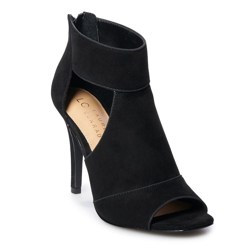 LC Lauren Conrad Muffin Women's Heel Sandals