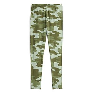 Girls 7-16 & Plus Size SO® Camo Leggings
