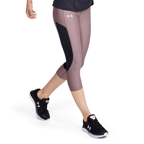 Women's Under Armour Speed Stride Running Capri Leggings