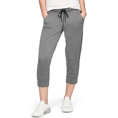 34b1062f58711b Womens Under Armour Crops & Capris - Bottoms, Clothing   Kohl's