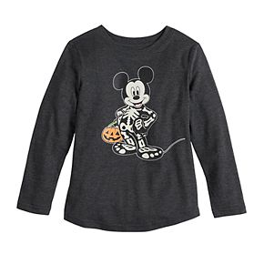Disney's Mickey Mouse Boys 4-7 Halloween Graphic Tee by Family Fun