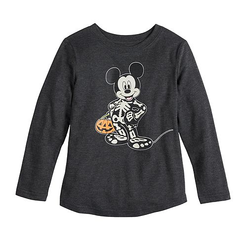 Disney's Mickey Mouse Boys 4-7 Halloween Graphic Tee by Family Fun™