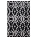 Linon Lodge Multi Rug