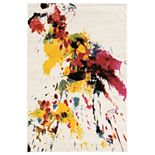 Linon Masters Multi-Colored Rug