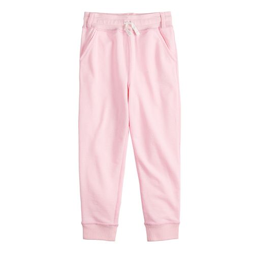 Girls 4-12 Jumping Beans® Adaptive French Terry Joggers