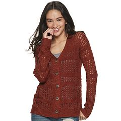 57a8bde1bfd Womens Red Sweaters - Tops, Clothing | Kohl's