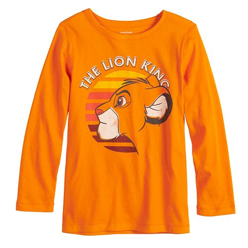 Disney's The Lion King Boys 4-12 Adaptive Simba Graphic Tee by Jumping Beans®