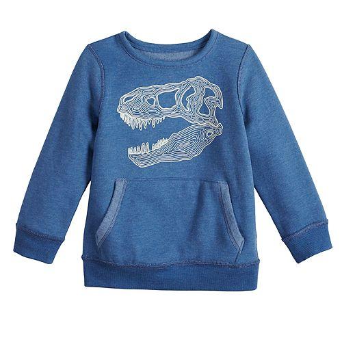 Boys 4-12 Jumping Beans® Adaptive Fleece Sweatshirt
