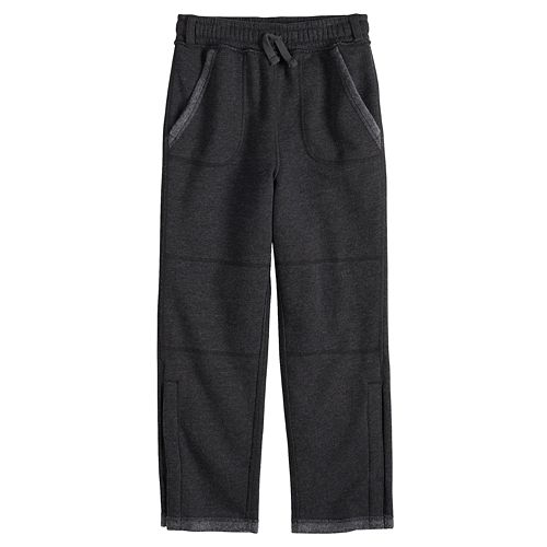 Boys 4-12 Jumping Beans® Adaptive Fleece Pants