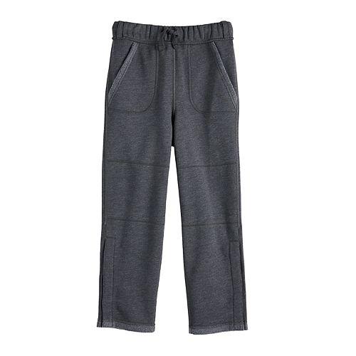 Boys 4-12 Jumping Beans® Adaptive Fleece Pants