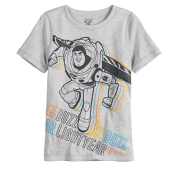 Disney / Pixar Toy Story Boys 4-12 Adaptive Buzz Lightyear Graphic Tee by Jumping Beans®