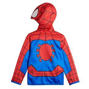 Boys 4-12 Jumping Beans® Marvel Spider-Man Costume Hoodie