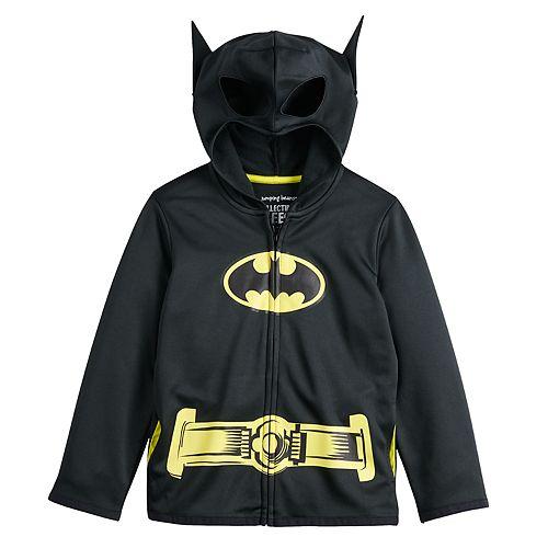 Boys 4-12 Jumping Beans® DC Comics Batman Costume Hoodie