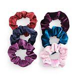 SO® Velvet Scrunchie Set