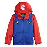 Boys 4-12 Jumping Beans® Nintendo Mario Costume Hoodie