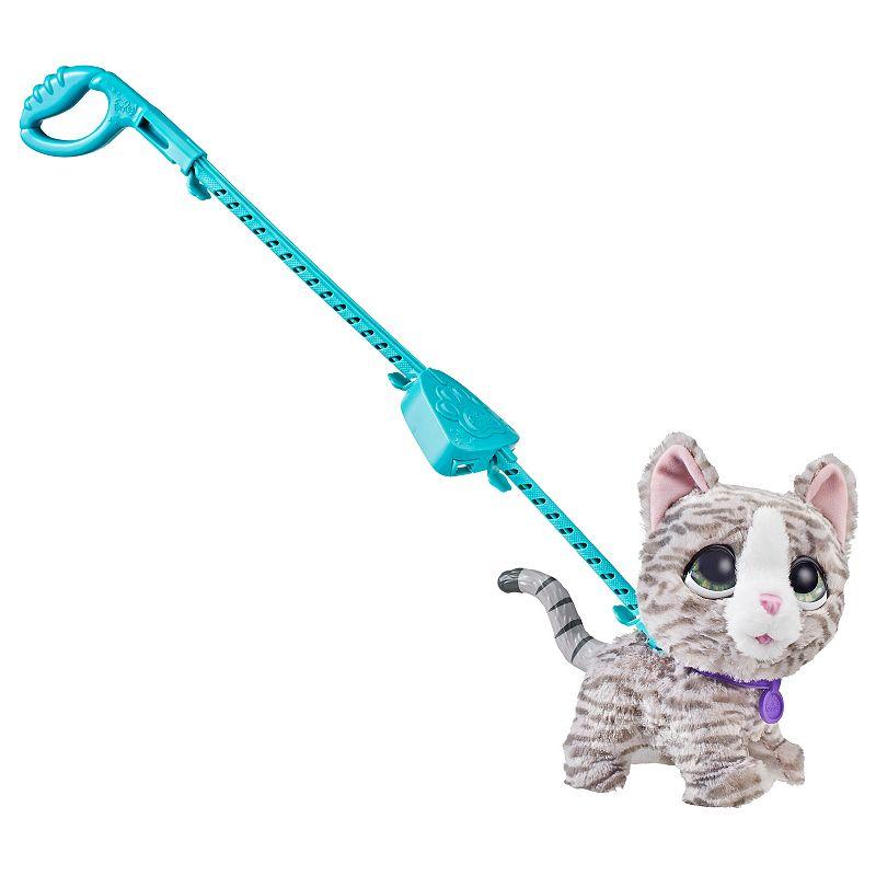 furReal Walkalots Big Wags, Kitty by Hasbro