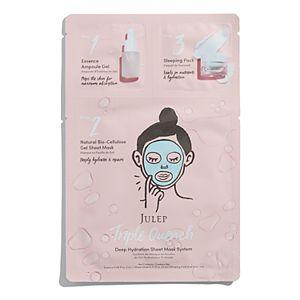 Julep Triple Quench Deep Hydration Sheet Mask